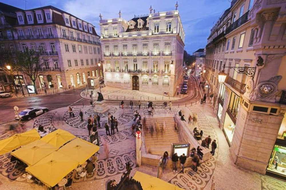 Alojamientos baratos en Lisboa