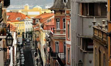 Alojarse en el Barrio Alto de Lisboa