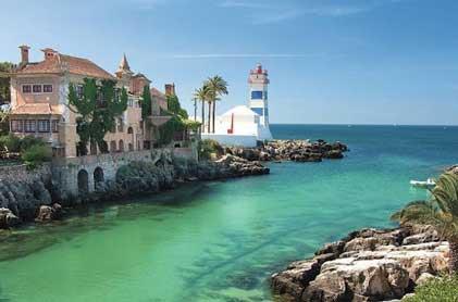 Donde alojarse en Cascais y Lisboa