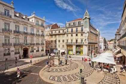 Chiado Lisboa donde alojarse