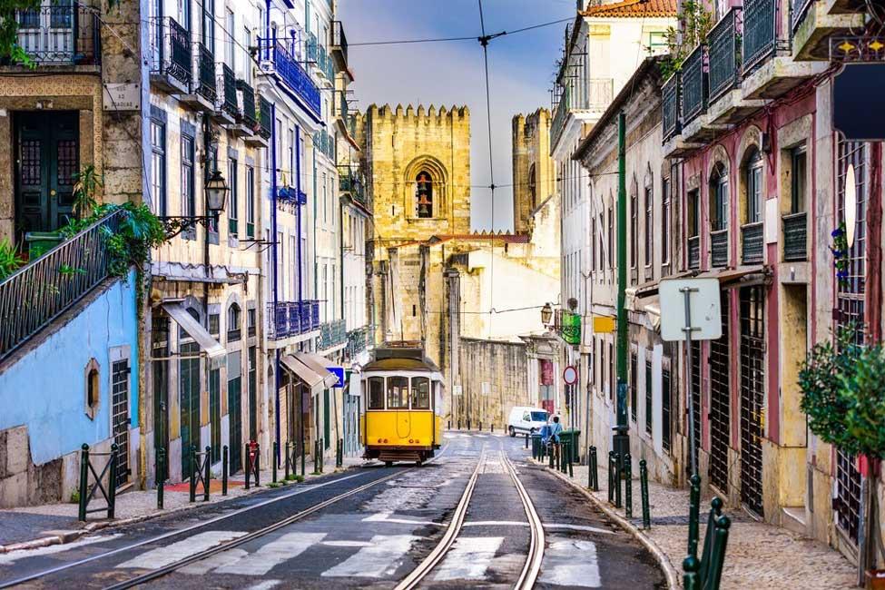 Alojarse en el Centro de Lisboa