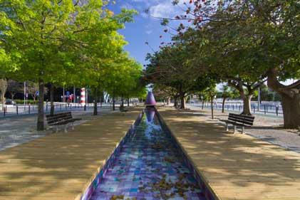 Alojarse en Lisboa zona Parque de las Naciones