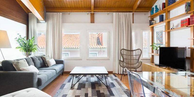 Apartamentos en Lisboa