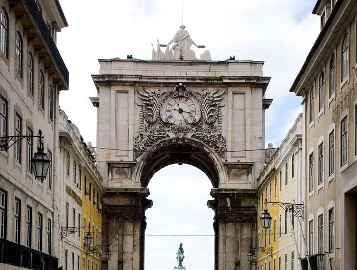 Arco de la Rua Augusta