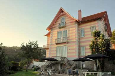 Alojarse en  Hotel Casa Miradouro Sintra
