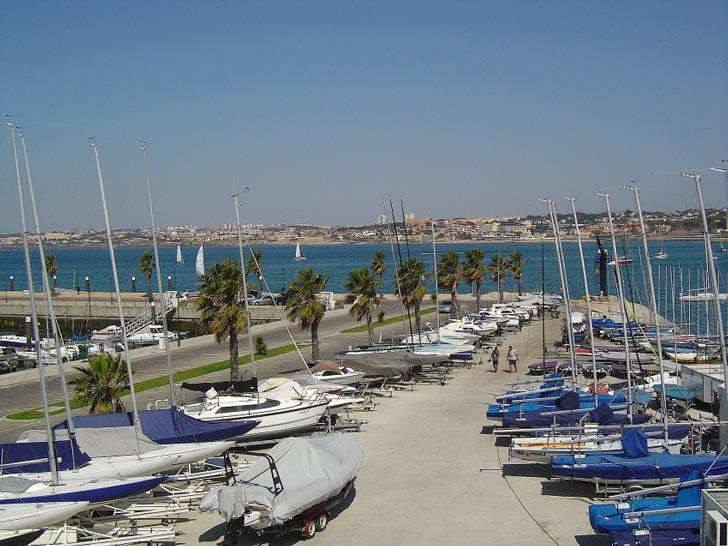puerto deportivo Cascais Marina