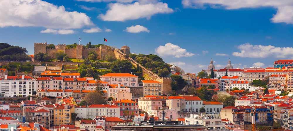 Centro historico de Lisboa