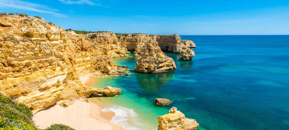 Dónde alojarse en Algarve