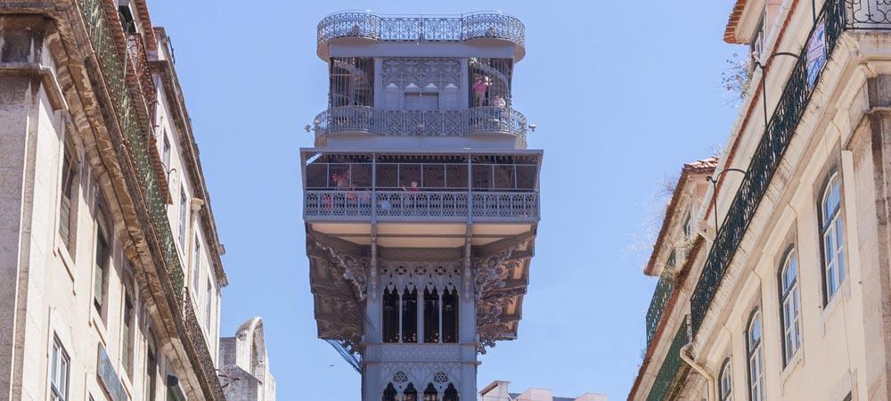 Elevador De Santa Justa Visitas Horario Precio Y Ubicación En Lisboa