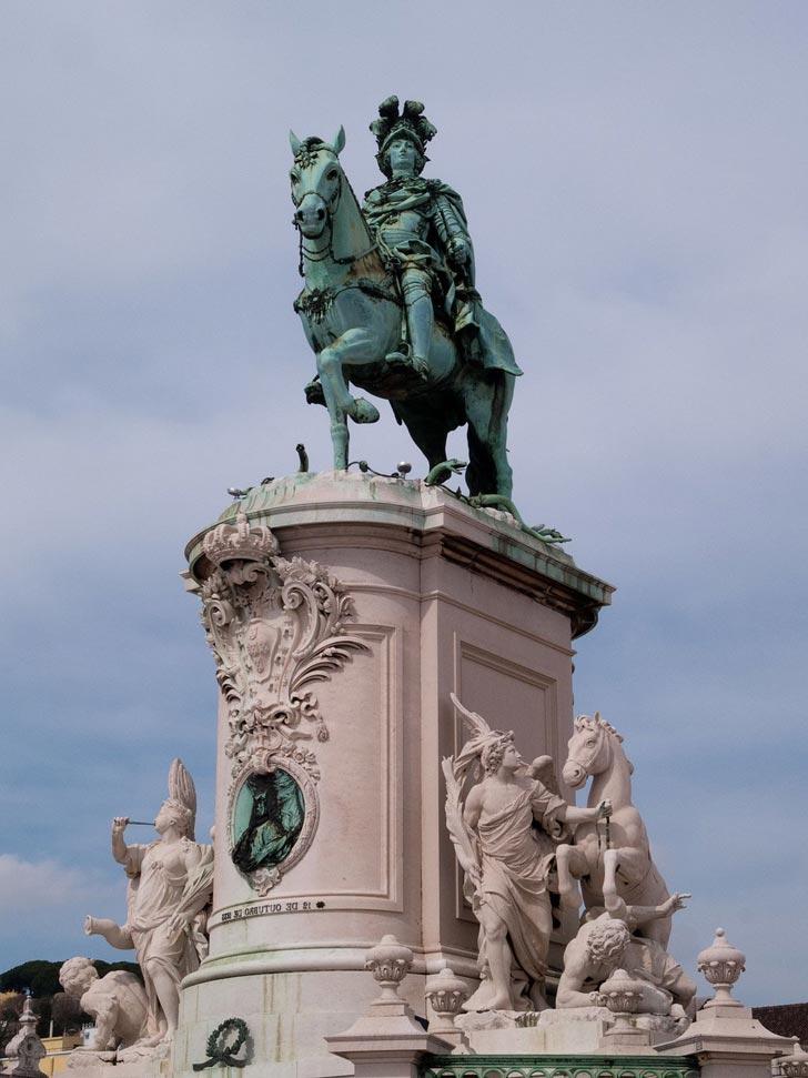 estatua de José I