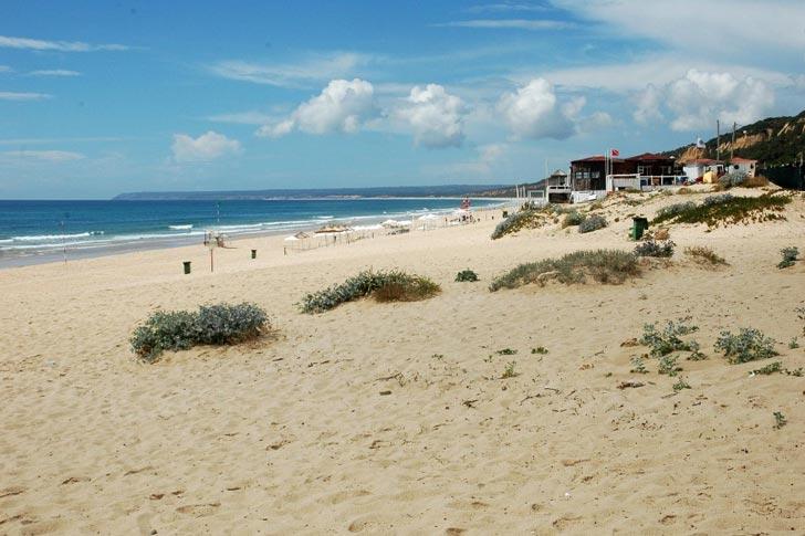 Playa de Fonte da Telha