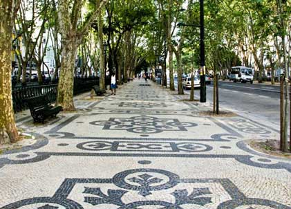 Alojarse en Lisboa por la zona de Avenida da Liberdade