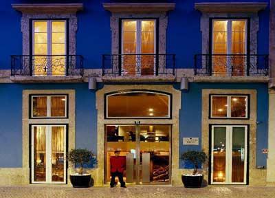 Alojarse en Boutique Hotel Heritage Avenida Liberdade