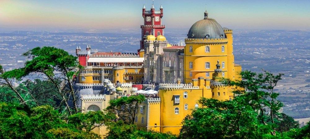 Mejores hoteles para alojarse en Sintra