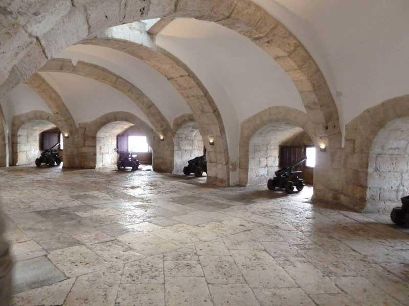 Interior Torre de Belem