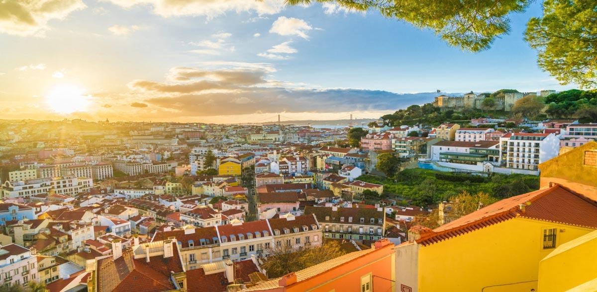 Itinerario para Visitar Lisboa en dos dias