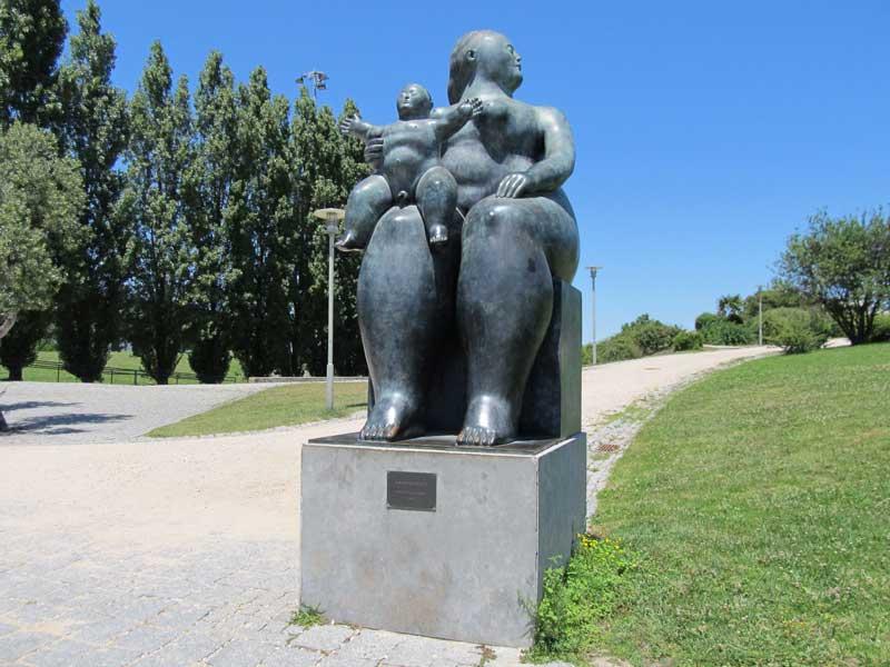 Jardín Amalia Rodrigues