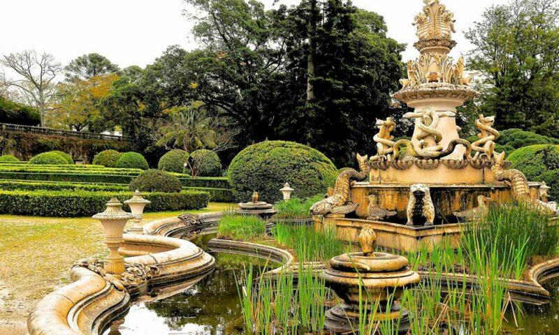 Jardín Botánico de Lisboa
