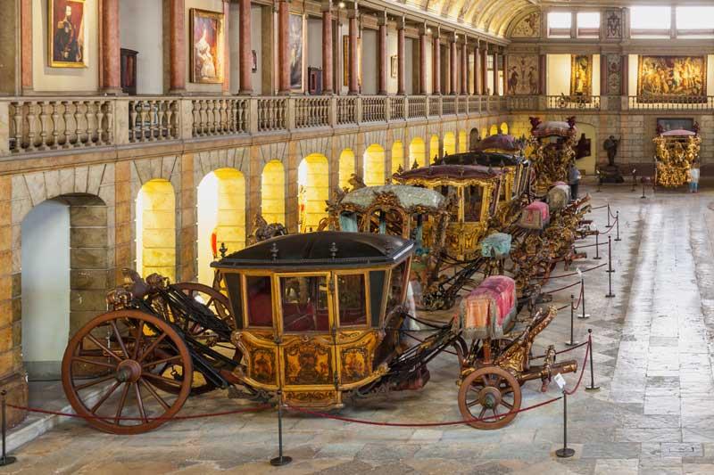 Museo de carruajes y carrozas de Lisboa