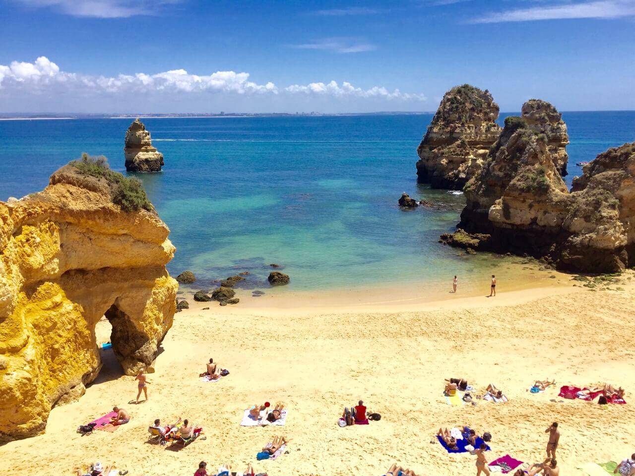 Playas de Algarve
