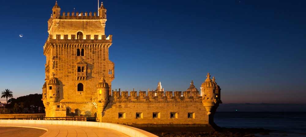 torre de Belém o torre de Belén
